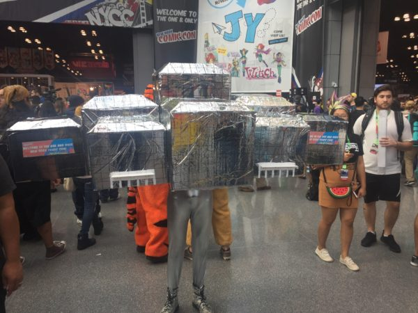 Image result for javits center cosplay