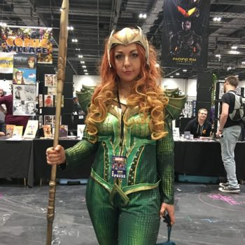 Cosplay at MCM London Comic Con
