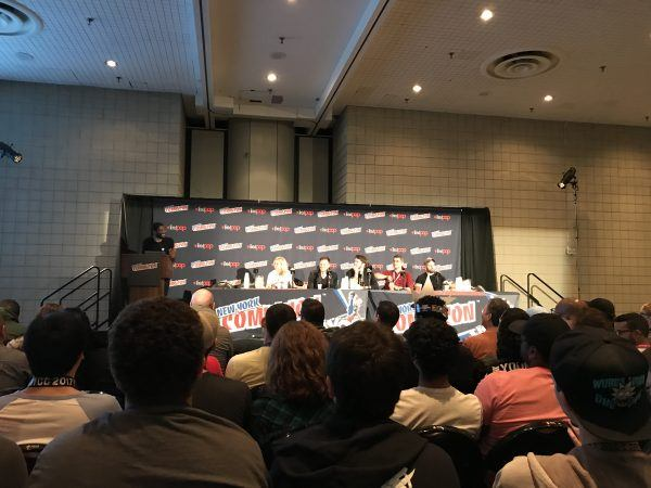 Image Comics presentation at NYCC