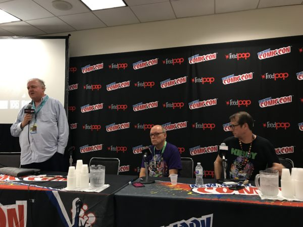 Jack Kirby - King Of Comics Panel At NYCC