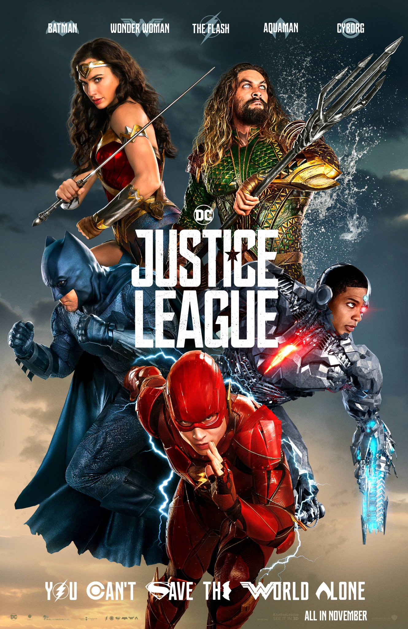 After Joss Whedon Reshoots, Justice League Runtime Now 50 Minutes Shorter - Bleeding Cool News And Rumors