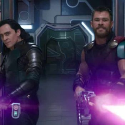Thor and loki thor: ragnarok