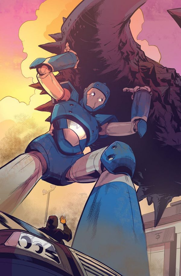 MECH CADET YU SC (DIRECT MARKET EXCLUSIVE) - Boom