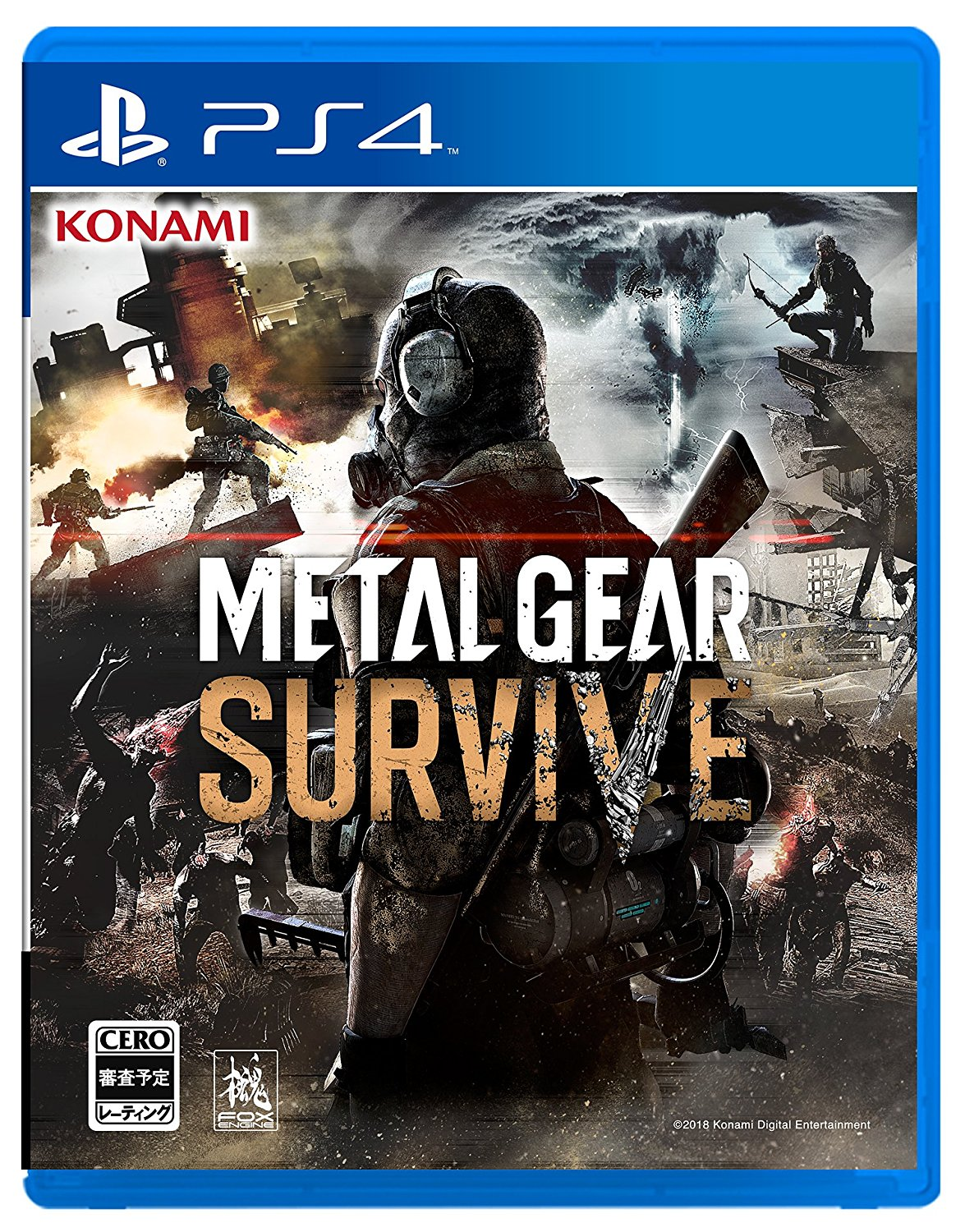 Konami Give Out Info & Release Dates For 'Metal Gear Survive'