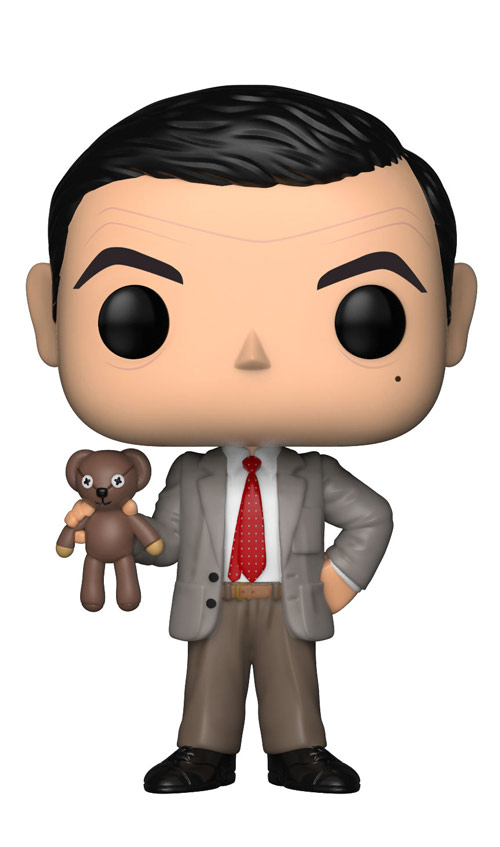 Mr bean gets a funko pop and one of the most ridiculous chases ever funko pop mr bean solutioingenieria Choice Image