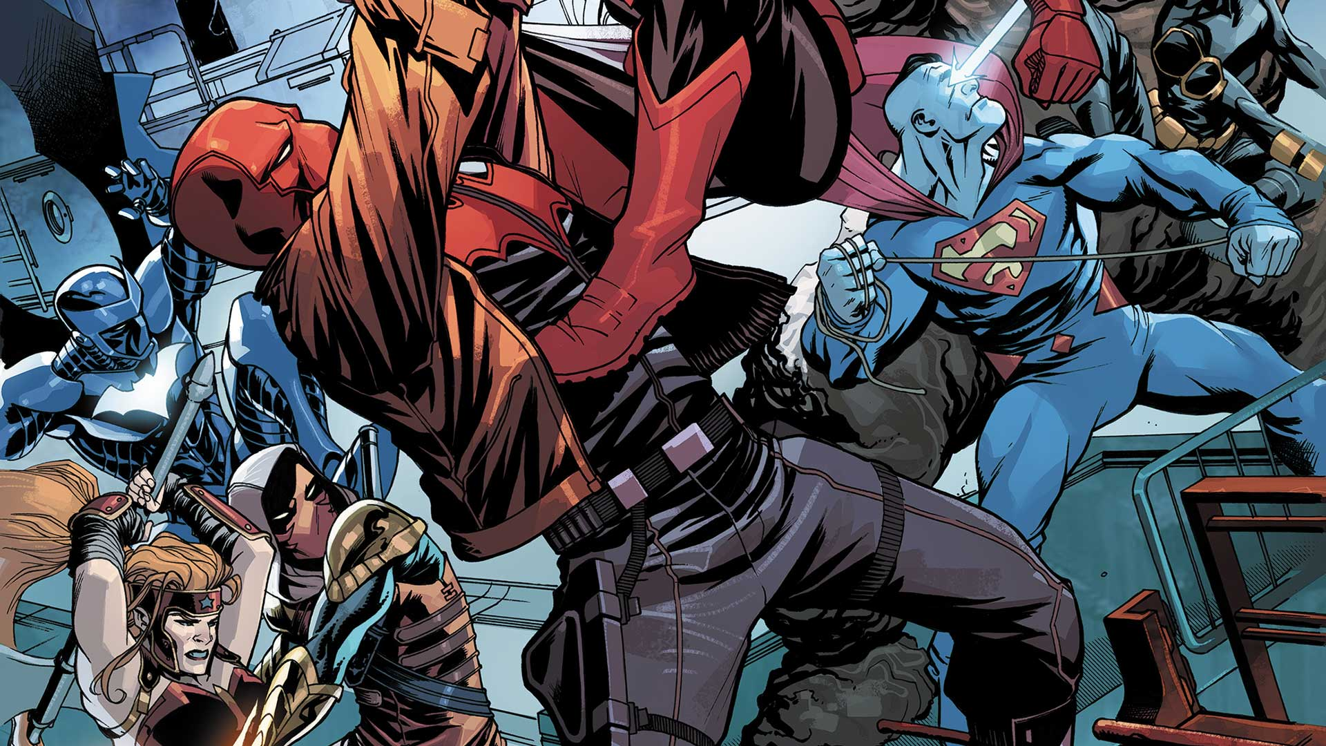 Red Hood And The Outlaws 15 Review Flawed But Fun
