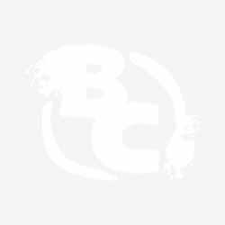 Chris Carter At New York Comic Con