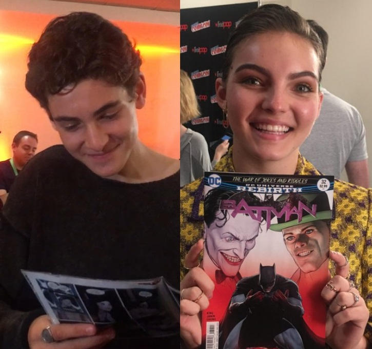 Gotham's Bruce Wayne And Selina Kyle React To The Proposal In The