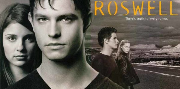 roswell reboot cw pilots