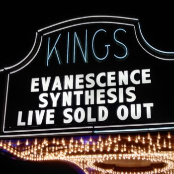 evanescence live