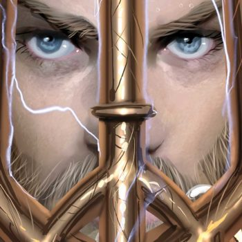 Aquaman #30 cover by Stepjan Sejic