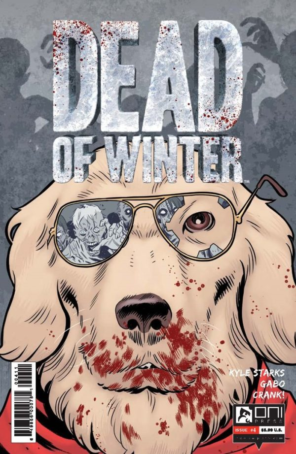 Dead of Winter #4 cover by Brian Hurtt and Bil Crabtree