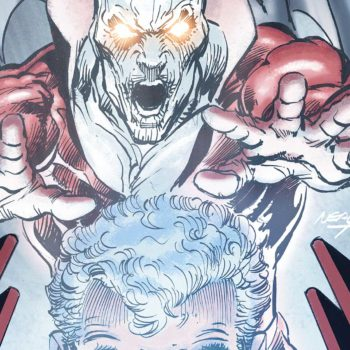 Deadman #1 cover by Neal Adams; Deadman review