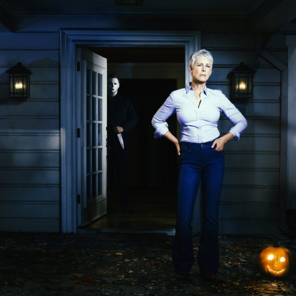 halloween 2018 with jamie lee curtis