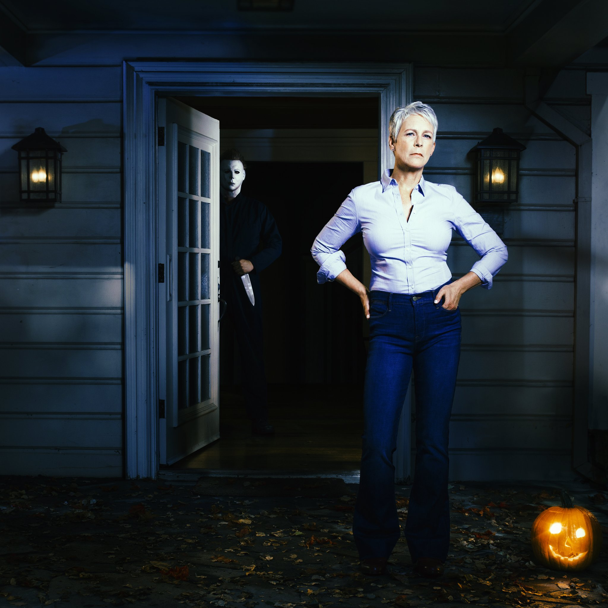 david gordon green's halloween waiting for the new year to film
