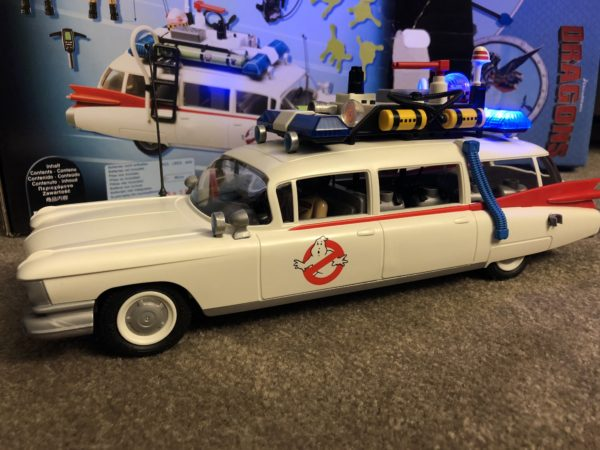 Playmobil Ghostbusters Ecto-1 12