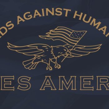 s Against Humanity Saves America Logo