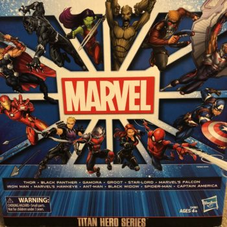 Hasbro Marvel Titan Series Box Set 1