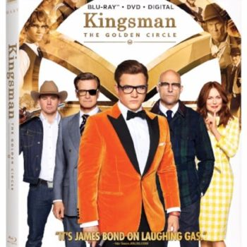 kingsman dvd blu-ray