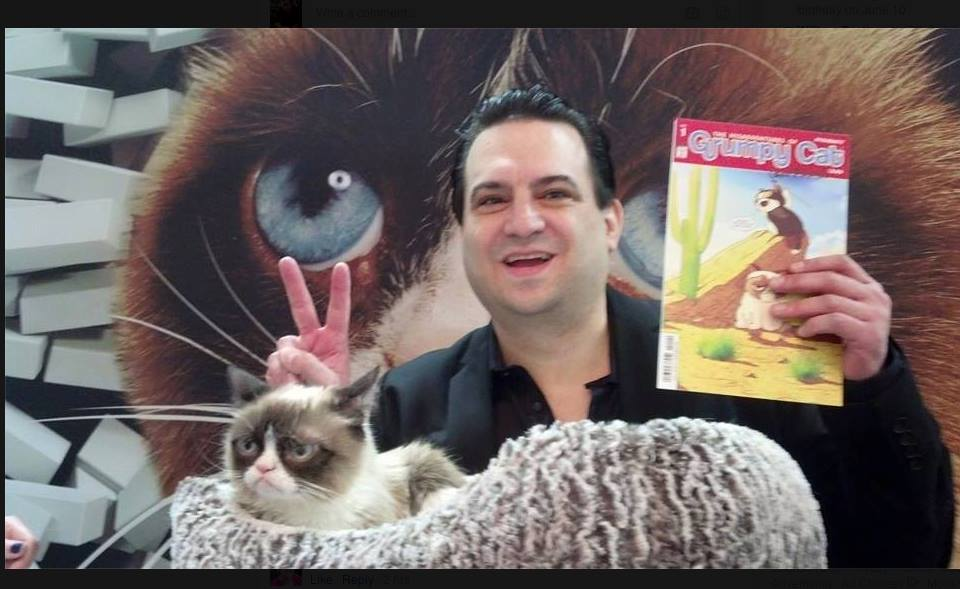 The Daily LITG, 14th May 2019 – Happy Birthday, Nick Barrucci