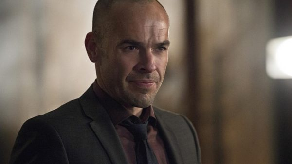 Quentin Lance on Arrow