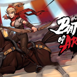 battle of arrow