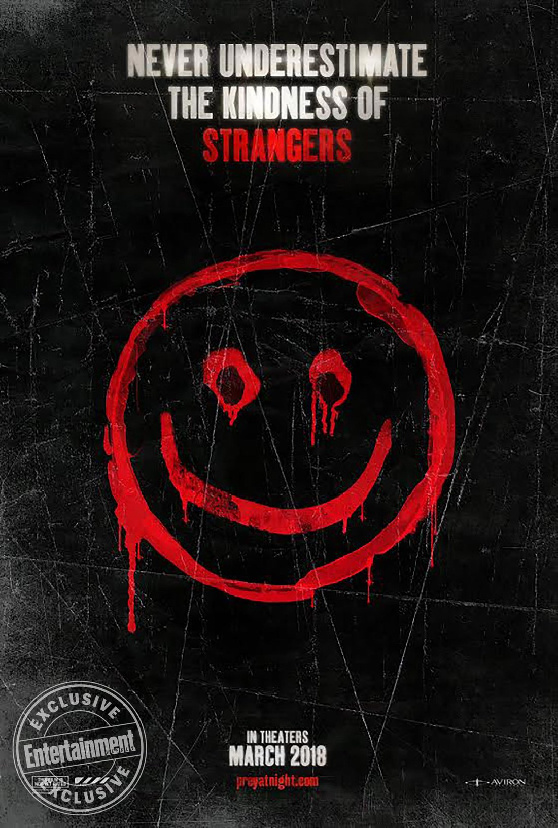 The Strangers: Prey at Night Poster