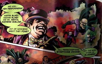carnival of contagion panel