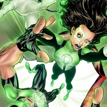 Green Lanterns #36 by Mike McKone