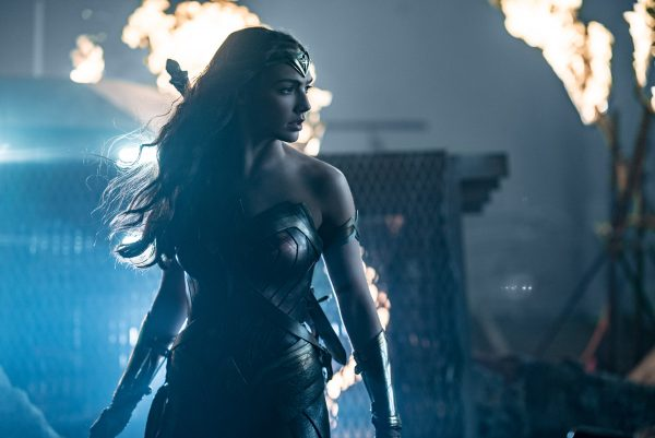 Gal Gadot Wonder Woman in Justice League