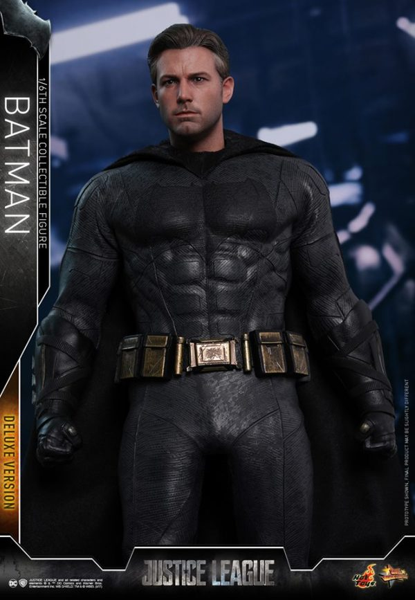 Batman Gets His Justice League Hot Toys Release