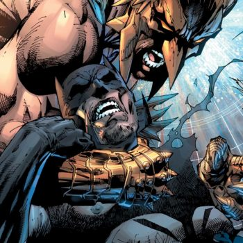 Hawkman Found #1 variant cover by Jim Lee, Scott Williams, and Alex Sinclair