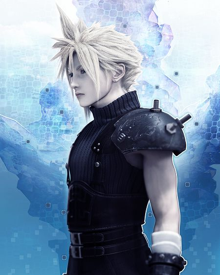 final fantasy vii remake s cloud strife has joined mobius final