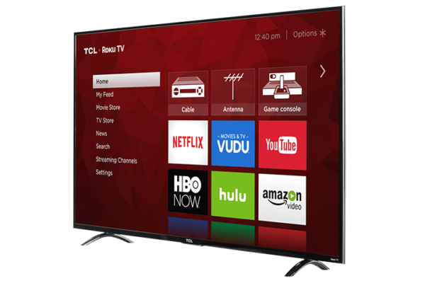 Finding Our Best Gaming TV: We Review The TCL 55