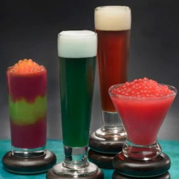 Pandora Animal Kingdom drinks