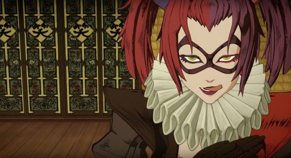 batman ninja teasers images