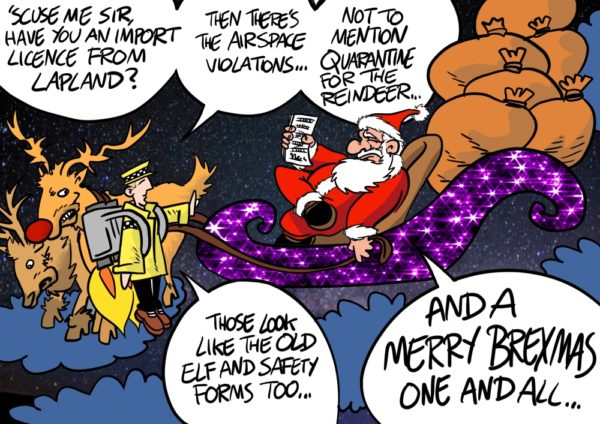 Christmas Comics.Will Your Comics Be Delayed This Christmas And New Year