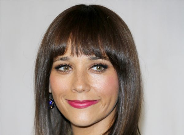 Rashida Jones at the Hammer Museum Gala In The Garden held at the Hammer Museum in Westwood, USA on October 14, 2017.