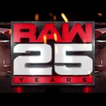 wwe raw 25