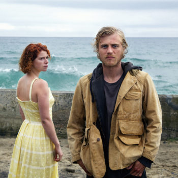 Jessie Buckley and Johnny Flynn appear in Beast by Michael Pearce