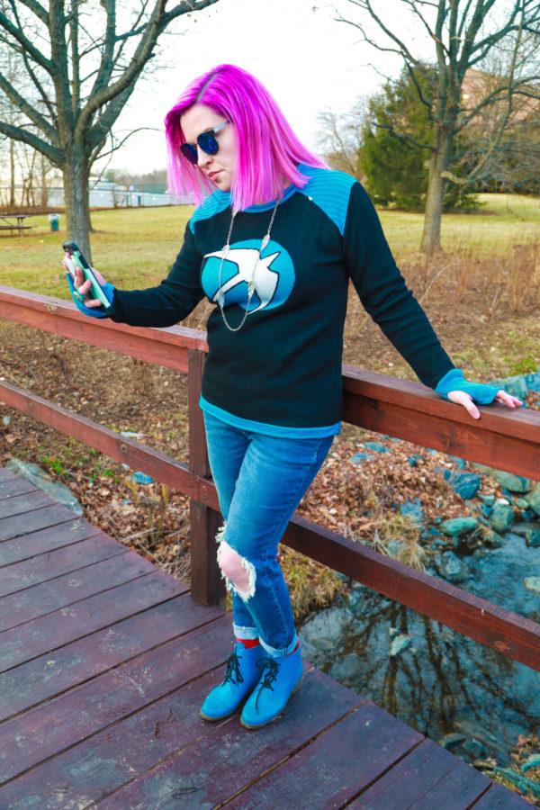 faith sweater thinkgeek