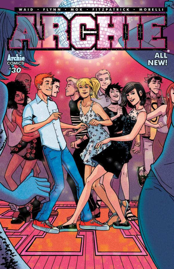 Archie comics april 2018
