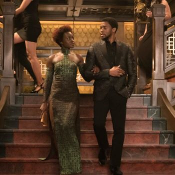 Black Panther casino scene