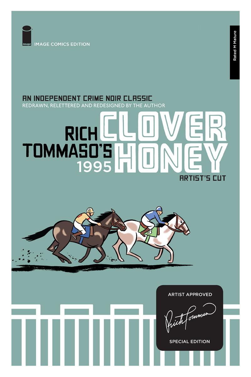 Clover Honey Special Edition TP