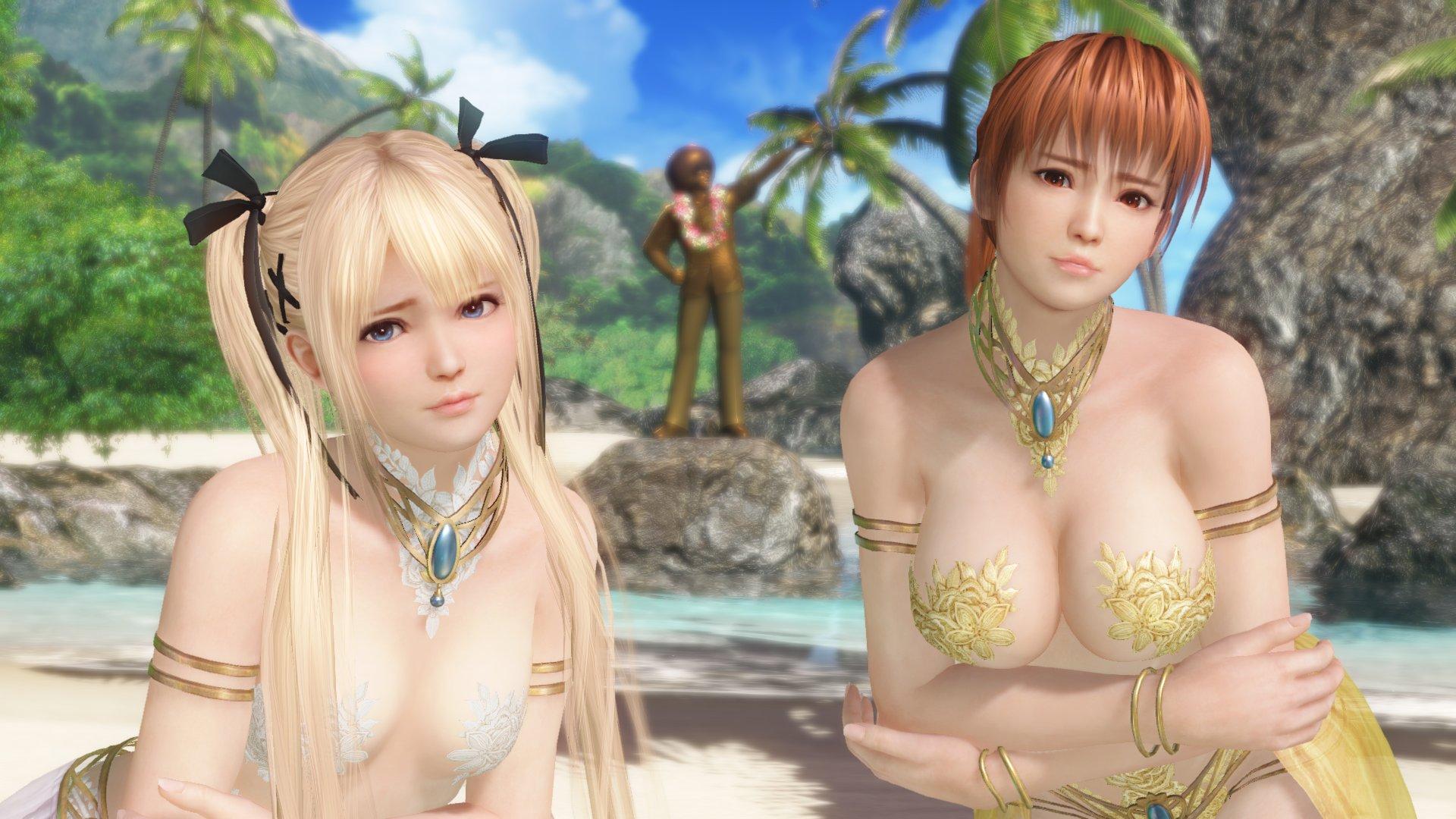 Dead Or Alive Xtreme Venus Vacation Steam Update Brings