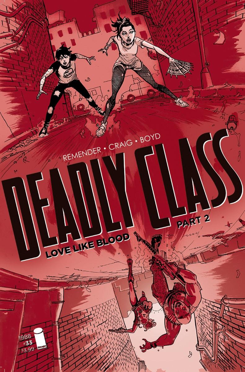Deadly Class #33