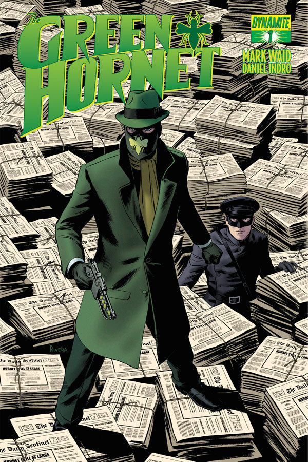 Read Green Hornet #1, Part of the Dynamite\/Comixology 50% off Sale