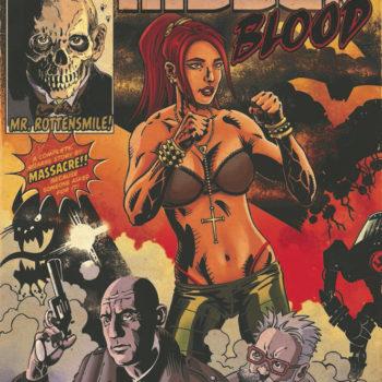 Amigo comics hidden blood