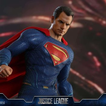 Hot Toys Superman Justice League 11