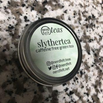 nerdfelt teas slytherin